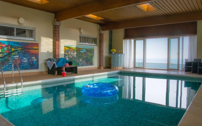 Thanckes House pool