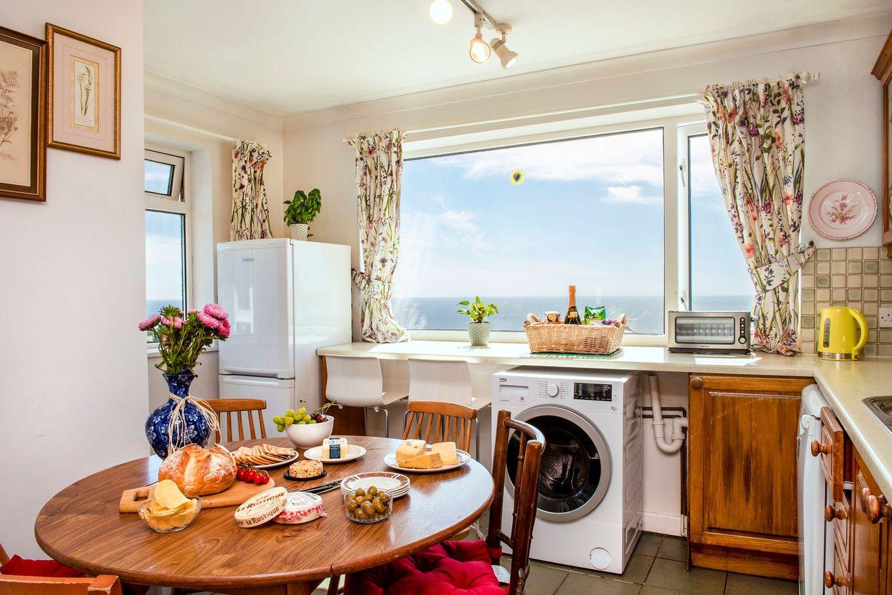 Thanckes Lodge kitchen